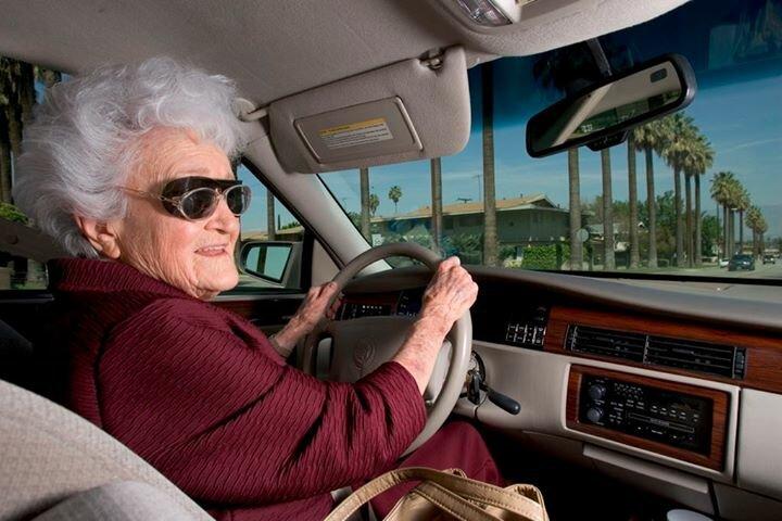 Максимальный возраст для получения водительских прав