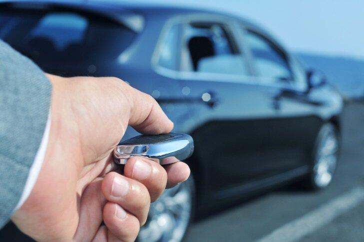 Несколько советов как можно обезопасить машину от угона