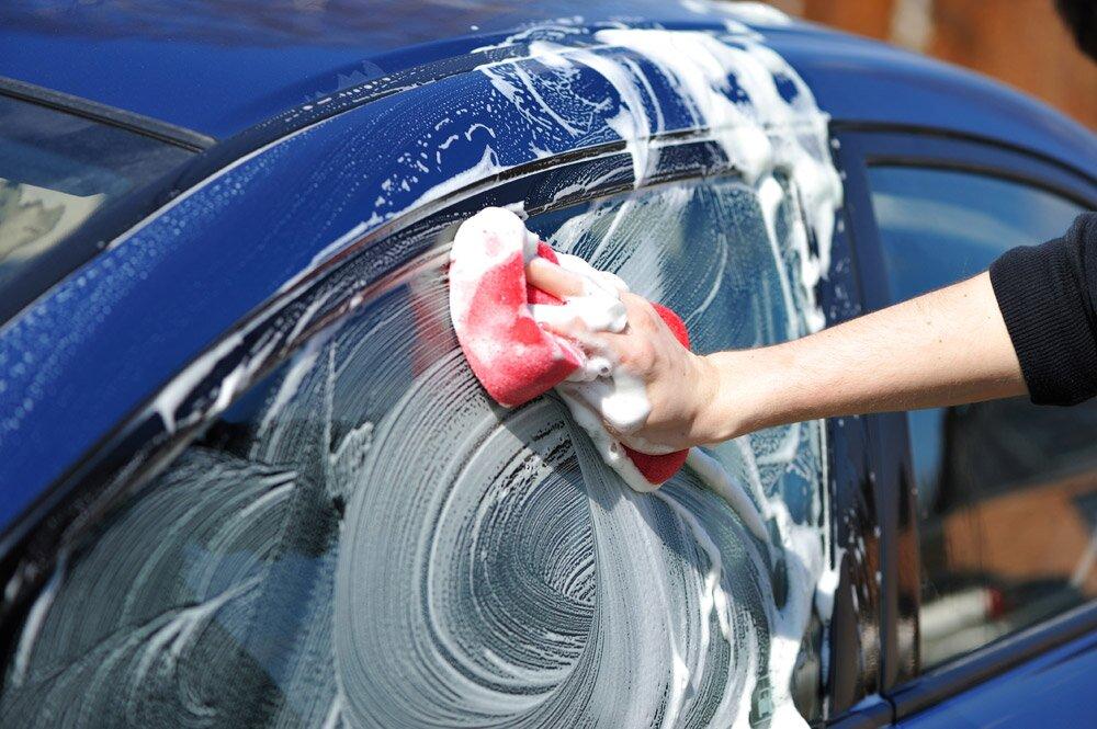 7 способов сделать машину чистой своими руками